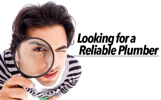 Looking for a reliable plumber?